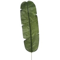 44 inch Artificial Banana Leaf