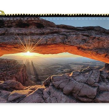 Mesa Arch Sunburst - Carry-All Pouch