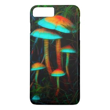 Psychedelic Mushrooms iPhone 7 Plus Case