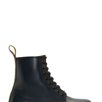 Dr. Martens Navy Leather 8-eye 1460 Boots