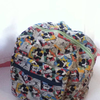 Mickey mouse backpack-PLEASE READ DESCRIPTION