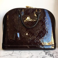 DCCKG2C Louis Vuitton 'Alma GM' Handbag