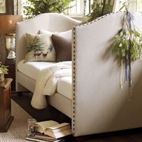 Raleigh Upholstered Daybed with Trundle