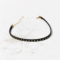 Studded Choker Necklace - Urban Outfitters