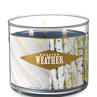 SWEATER WEATHER3-Wick Candle