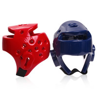 Kids&Adults Boxing Helmet Taekwondo Headgear Head Guard Protection Sanda Helmet S-XL