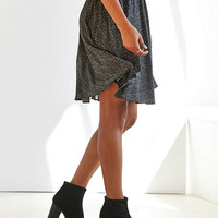 Open-Toe Glove Ankle Boot   Urban Outfitters