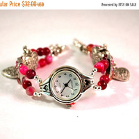 Watches for Women, Unique Womens Watches, Women Watches, Waterproof Watch, Ready to Ship, Fashion Watch, Ladies Watch, Beaded Watch