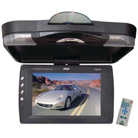 """PYLE 12.1"""" Ceiling-Mount LCD Monitor with DVD Player PLRD133F PLRD133F 688888962"""