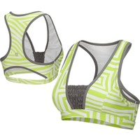 Colosseum Women's Track and Field Printed Sports Bra