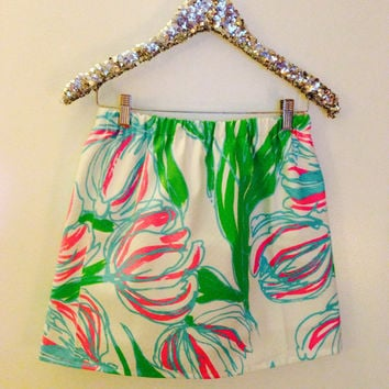 Ring the Bellboy Lilly Pulitzer Skirt