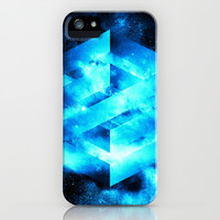 Galaxies III iPhone & iPod Case by Rain Carnival