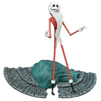 The Nightmare Before Christmas Select Santa Jack Action Figure