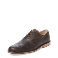 Brattle Leather Oxford