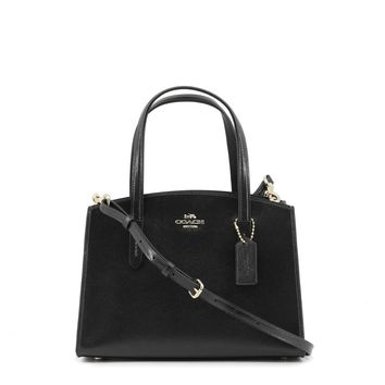 Coach  Women Black Handbags