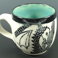Flying Dragon Mug