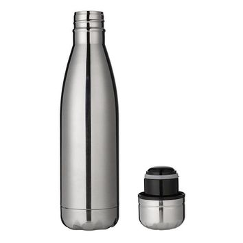 Family Friends party Board game PREUP Stainless Sports Water Bottle for Cycling Camping Bicycle Bowling Shaped Dual Hot and Cold Vacuum Insulation 4 colors AT_41_3