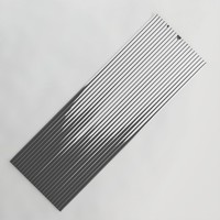 Grays Striped Yoga Mat by duckyb