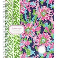 Lilly Pulitzer Mini Notebook - Pink