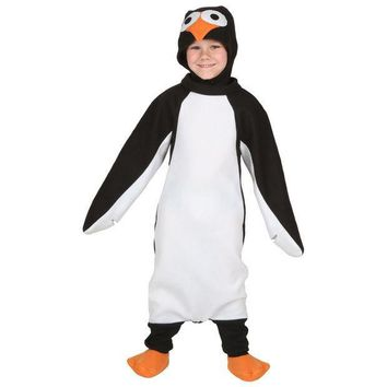 CREYHY3 Toddler Happy Penguin Costume Baby Animal Cosplay Party Carnival Fantasia Fancy Dress