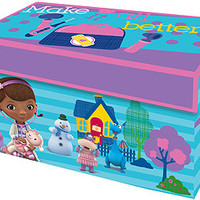 Doc McStuffins Collapsible Toy Chest