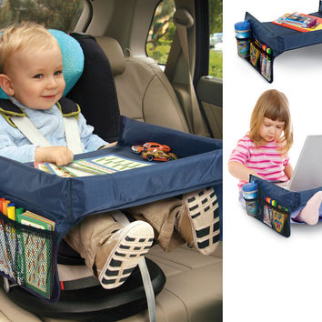 Portable Kids Snack & Play Tray