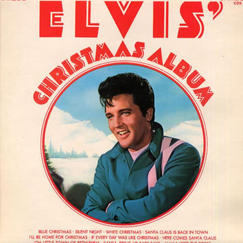 Elvis Sings the Wonderful World of Christmas (Vinyl)