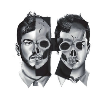 twenty one pilots- Tyler Joseph and Josh Dun ver. 2 T-Shirts & Hoodies