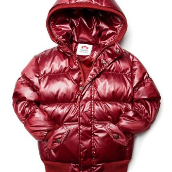 Appaman Sparkle Royale Puffy Down Coat