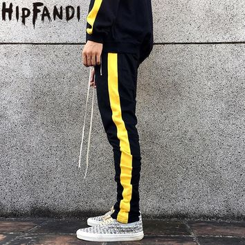 Retro Men's Zipper Pocket And Ankle Zip Track Pants