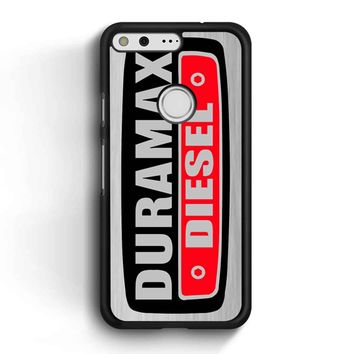 Duramax Diesel On Plate Google Pixel Case