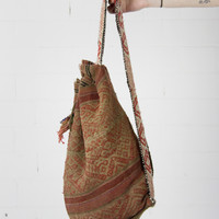 Large Hippy Peruvian Backpack