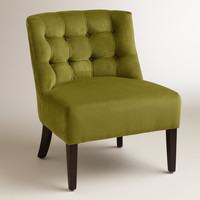 Apple Green Lindsey Chair - World Market