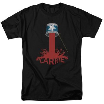 Carrie - Bucket Of Blood Short Sleeve Adult 18/1