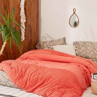 Agnes Tufted Dot Duvet Snooze Set