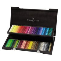 Save On Discount Faber-Castell Albrecht Durer Watercolor Pencils, Set of 120 colors, Wood Box & More Colored Pencil Sets at Utrecht