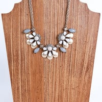 Wonderland Statement Necklace