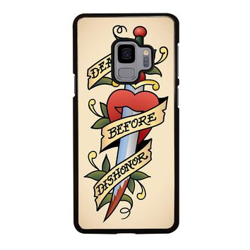 SAILOR JERRY TATTOO Samsung Galaxy S9 Case