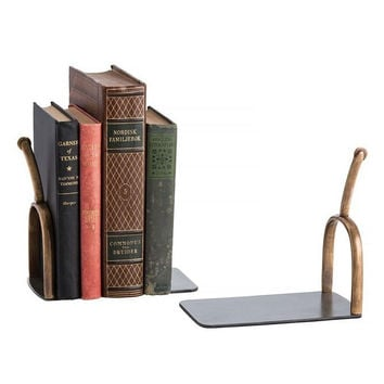 Arteriors Home Spurs Bookends, Set/2
