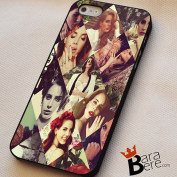 Lana Del Rey pose iPhone 4s iphone 5 iphone 5s iphone 6 case, Samsung s3 samsung s4 samsung s5 note 3 note 4 case, iPod 4 5 Case