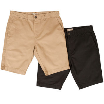WKND CHINO SHORT - 2 PACK