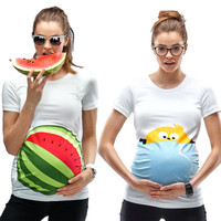 Choice of Adorable Maternity Shirts
