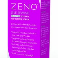 Zeno Line Rewind Wrinkle Reduction Treatment Serum, 1-Ounce