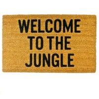 Animal Haus Door Mat