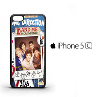 One Direction Live Love Move Collage X0024 iPhone 5C Case