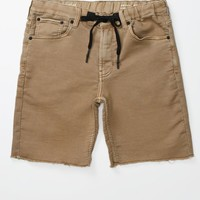 Bullhead Denim Co. Skinny Sweat Shorts - Mens Shorts