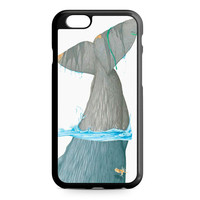 Whale Tail Moby-Dick iPhone 6 case