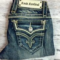 ROCK REVIVAL ASHLEY S SKINNY JEANS