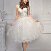 Vintage & Handmade Wedding Dresses