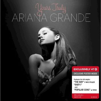 Ariana Grande - Yours Truly- Only at Target